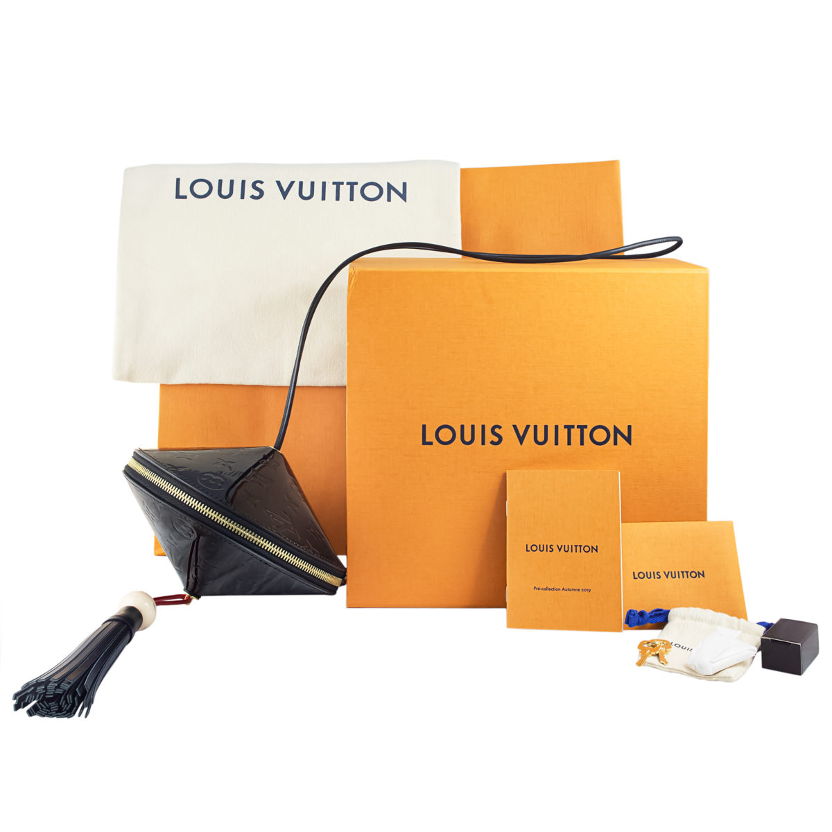 Louis Vuitton Limited Edition Toupie Bag