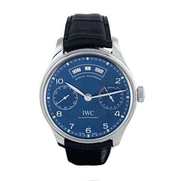 IWC Annual Calendar Wristwatch