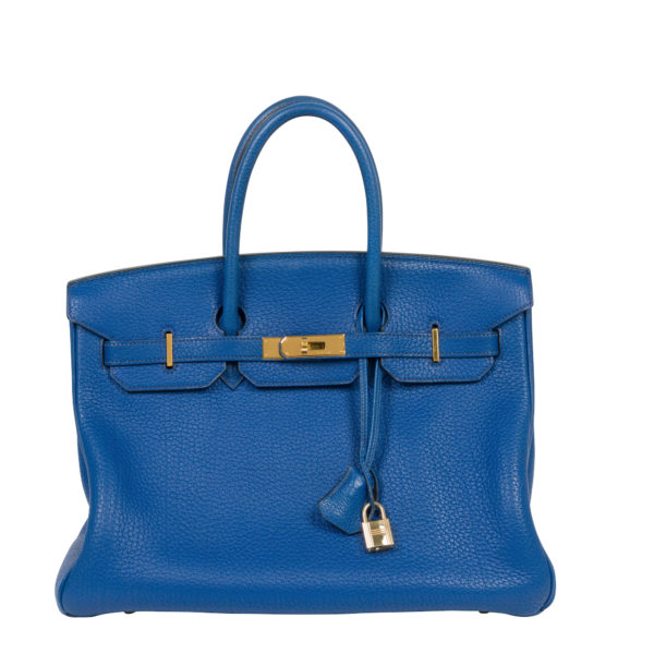 Electric Blue Birkin