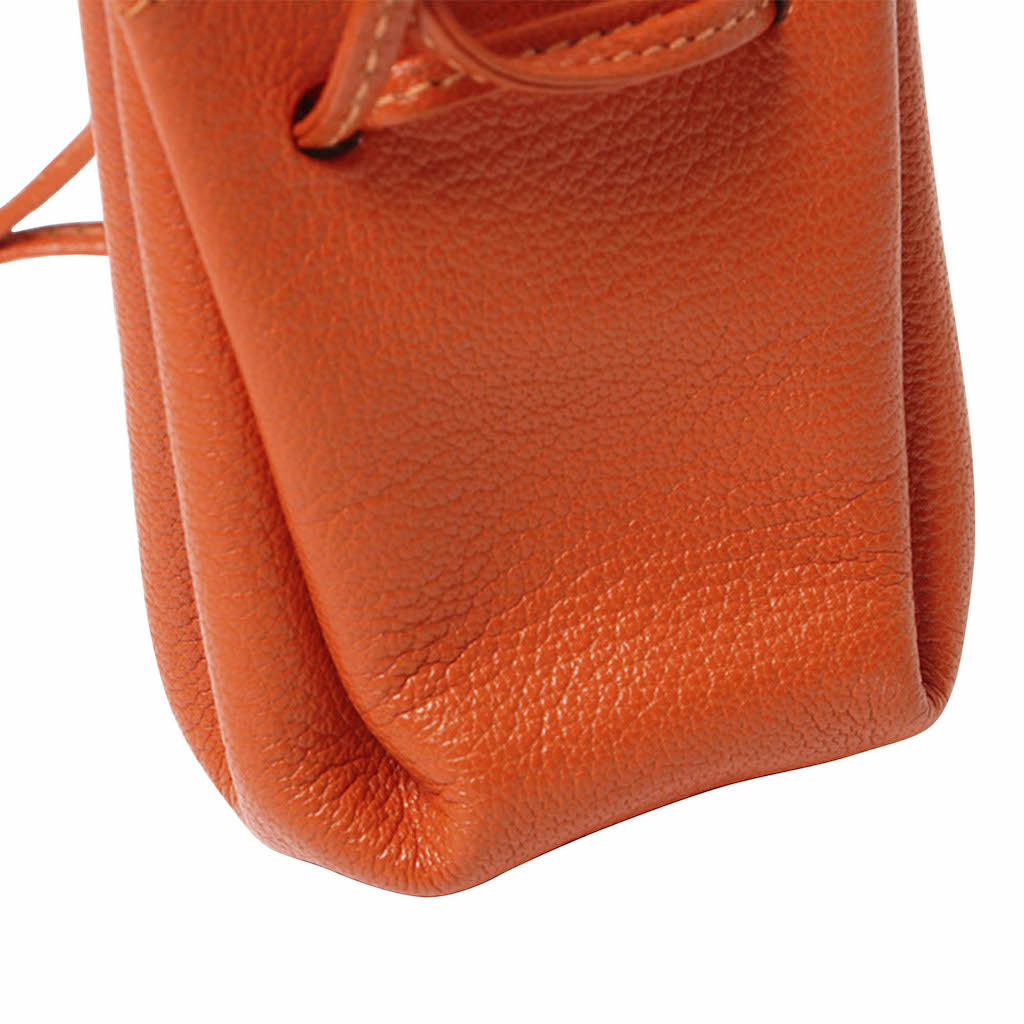 Vespa Leather Pouch