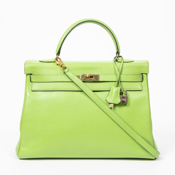 Hermès Green Kelly